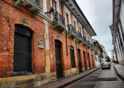 free walking tour colombia