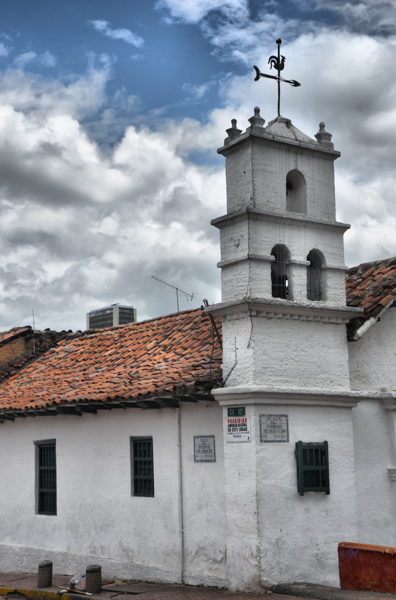church in la candelaria