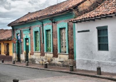 houses in la candelaria