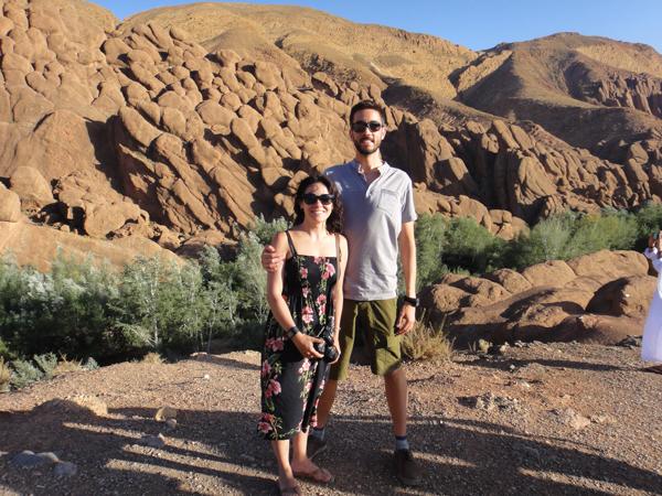 merzouga camel trek