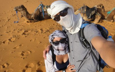 A Review of our 3 Day/2 Night Camel Trek into the Sahara Desert from Marrakesh to Merzouga with Esprit D'Aventure