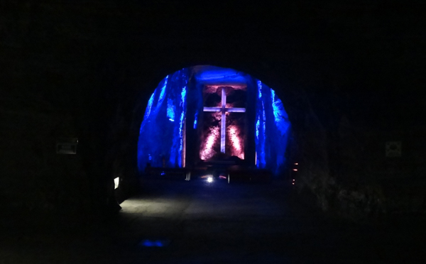 Hit or Miss? The Salt Cathedral in Zipaquirá, Colombia – MISS!