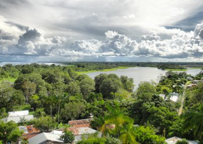 colombia amazon rainforest