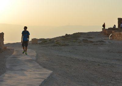 Masada Hike Jerusalem