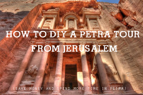 how to get to petra from jerusalem