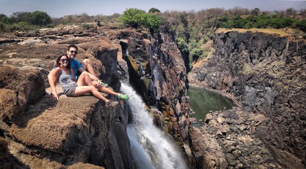 Devil's Pool Victoria Falls