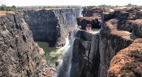 Victoria Falls – Zambia