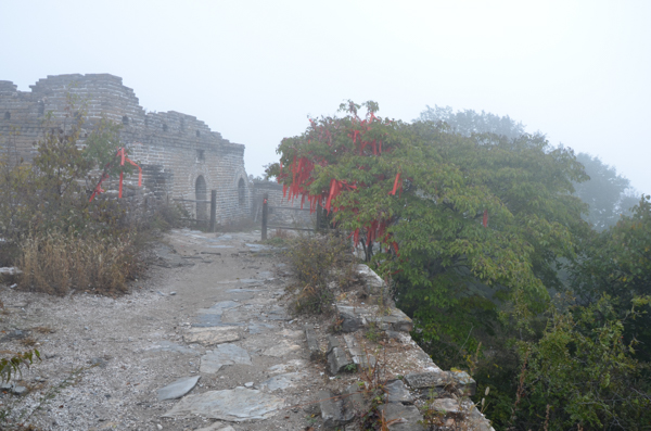 mutianyu great wall of china beijing