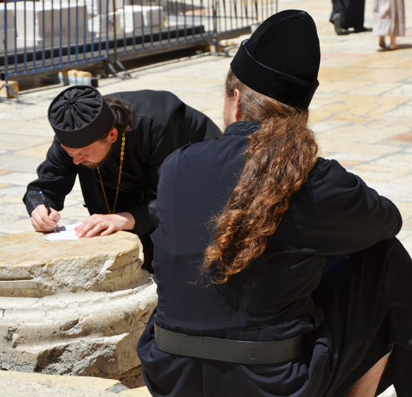jews in jerusalem, israel