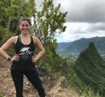 Hiking Mount Olomana in Oahu, Hawaii